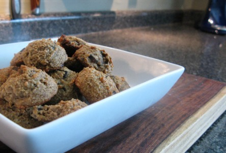Chocolate Chip Bakies from Health-Bent