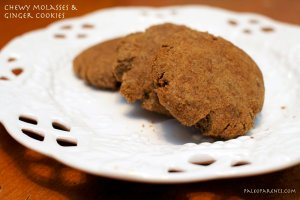 Chewy-Molasses-Ginger-Cookies