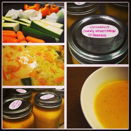 Ready for the soup swap!