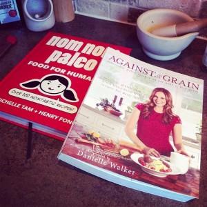 Nom Nom Paleo & Against All Grain cookbooks